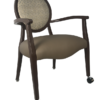 AC-931 Garland Arm Chair F10 Burch Melody Oat 1009168 Burch Liberty Taupe 1008523