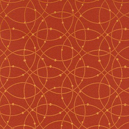 Arrondi Orange Glaze