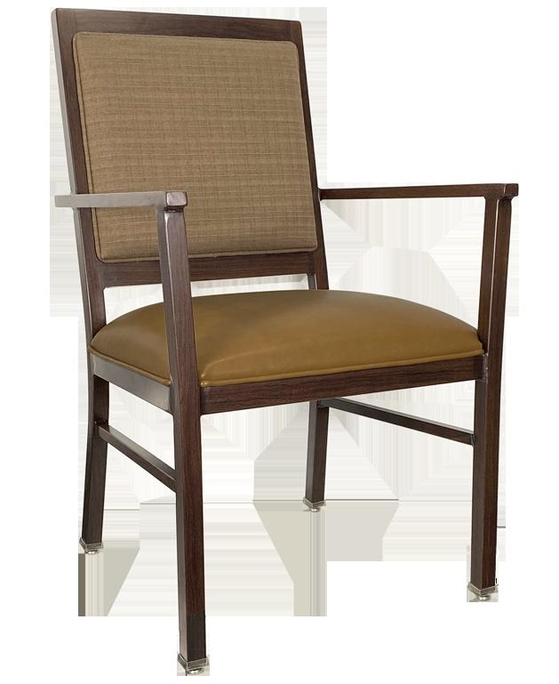 AC-709 McMahon ALuminum Arm Chair