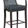 BS-417-WA Bryant Bar Stool With Arms Artist Rendering